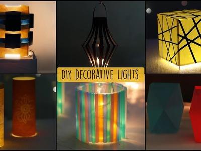6 Easy Decorative Lights   Home Decorative Craft Ideas   Unbelievably Helpful DIY