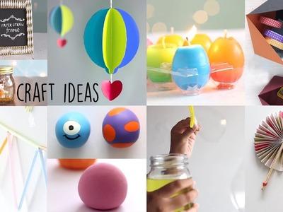 8 Best Craft Ideas | DIY Crafts | Ventuno Art