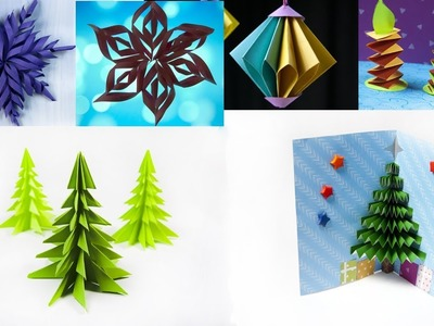 9  CHRISTMAS DECOR | Christmas Craft Ideas