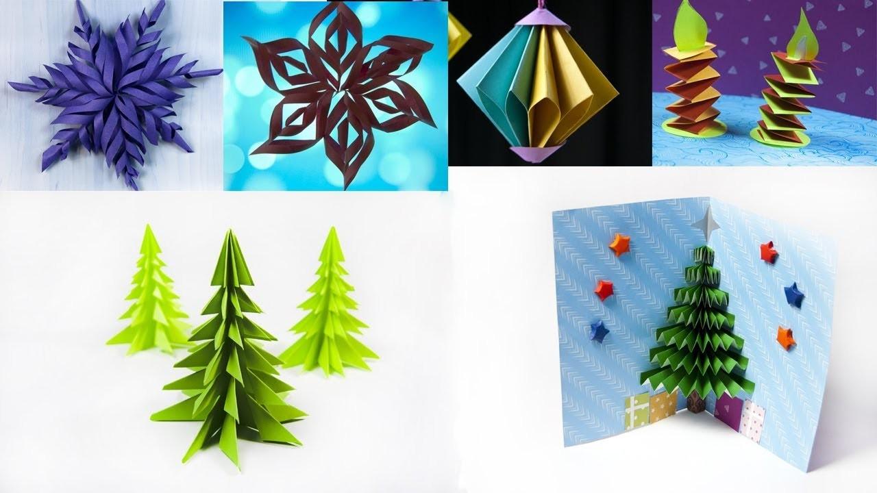 9  CHRISTMAS DECOR | Christmas Craft Ideas