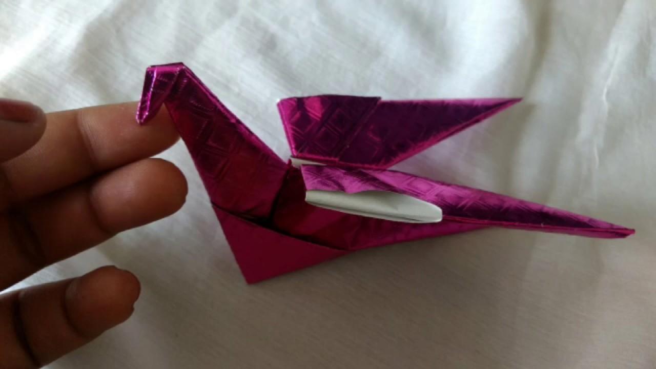 Bird Paper Craft Craft Work Kids Craft Easy Craft School Project
