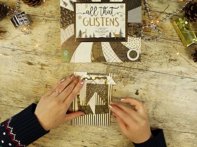 Christmas Craft Inspirations | First Edition, All That Glistens