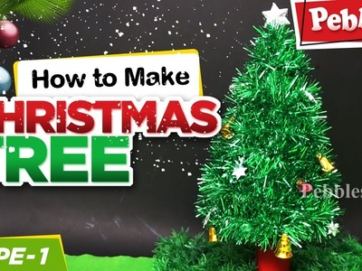Christmas Paper Tree Ideas  | Christmas Art and Craft Ideas | Christmas Tree in Kannada | Diy