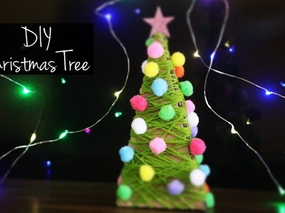 Christmas Tree Ideas | DIY Christmas Decorations | Recycled Christmas Craft Ideas
