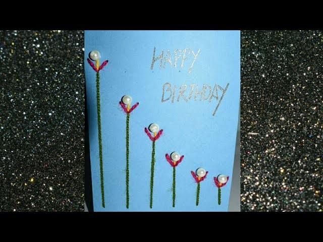 DIY Beautiful #HandMade Greeting Card #PaperCraft Latest Design  #Craft #Ideas
