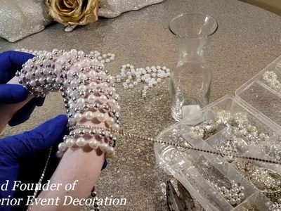 DIY Brooch Wreath| Fun Craft Night with Hubby????|No Edits |Vlogmas 18