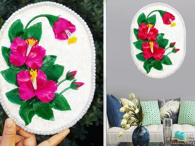 DIY ROOM DECOR !! Easy Wall Hanging Craft Ideas at Home. Awesome Craft Idea With handmade Clay