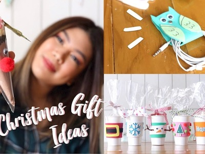 Easy.Affordable DIY Christmas Gift Ideas + GIVEAWAY! | Janina Vela