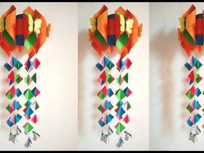 Easy Wall Hanging Craft at Home | DIY | Paper Craft Ideas