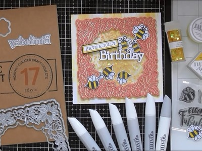 Have a Jolly Birthday with Tonic Craft Kit #17 :D