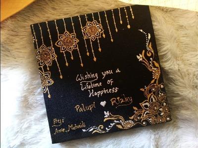 Henna Craft for Wedding Gift - Henna Craft #4