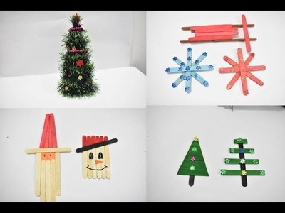How to Make Christmas DIY Craft for Christmas Decoration | Art and Craft Ideas