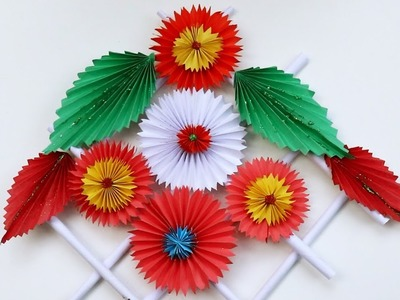 Make Simple & Easy a Paper  Flower  DIY Paper Craft Ideas, Videos & Tutorials