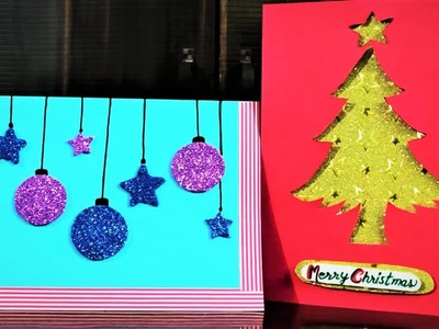 New Year Cards Handmade | DIY Easy New Year Cards | How to make New Year Card easy