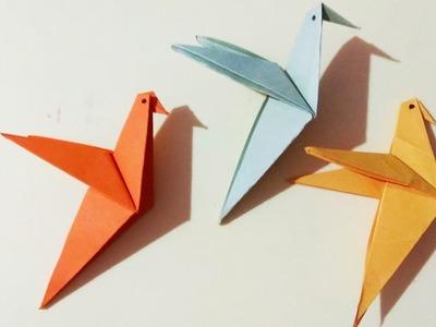 Bird The O Live Stream How To Make Transform Flowers Easy Origami