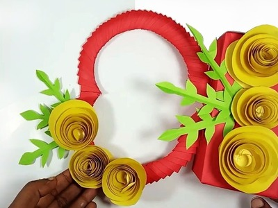 Paper Craft   Art and Craft with Paper   DIY Paper Craft Ideas For Decoration