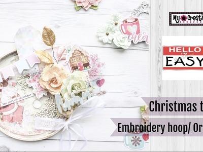 Super Easy Christmas Ornaments | How To Make | Tutorial | Aola DIY