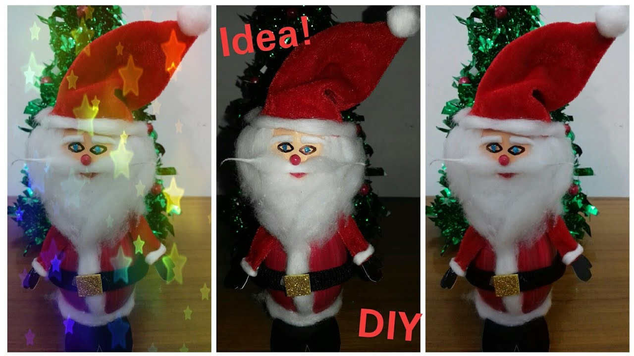 diy home decor recycled waste material recycling craft diy christmas decor with 10752