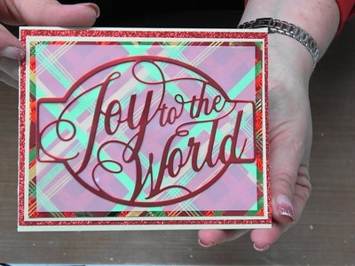 #254 Stamping to look like Foil & Using NEW Simply Defined Foil Plates by Scrapbooking Made Simple