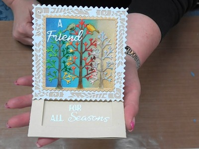 #256  Learn to make Exclusive & Easy Simply Refined Interactive Cards by Scrapbooking Made Simple