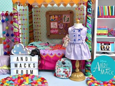 American Girl Doll Bedroom ~ Andi Mack