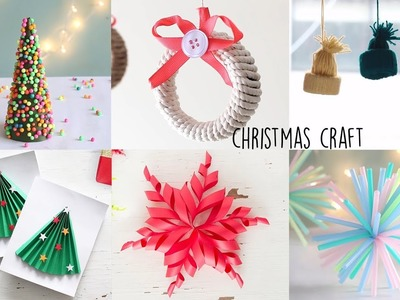 Christmas Craft Ideas | DIY Christmas Room Descor | Christmas Gift