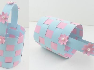 DIY - Paper Basket - How To Make A Paper Basket