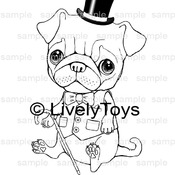 DIY puppy Pug dog Kids coloring pages Adult coloring book Games Party Activity sheets Pug illustration Animals coloring pages Art therapy