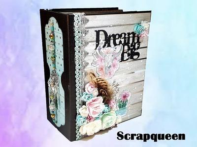 DREAM BIG mini album ( KIT availbe now )