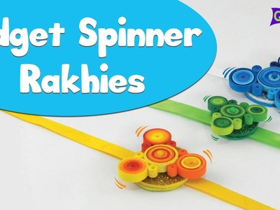 Fidget Spinner Rakhies