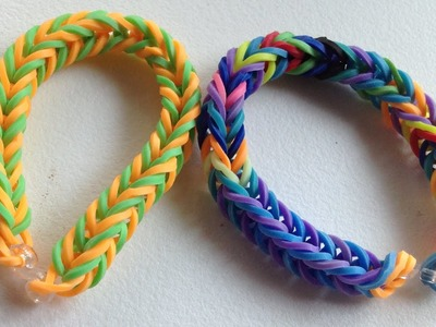 How to make a Loopy Band Bracelet