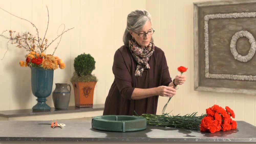 How To Make A Wreath With Margot Shaw