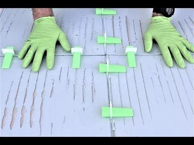How to Use a Tile Leveling System the Right Way
