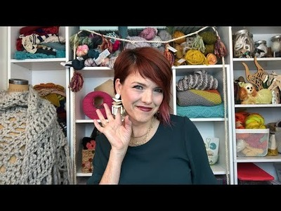 Learn to Crochet a Rope  Bowl | Vickie Howell for Ana Luisa Jewelry