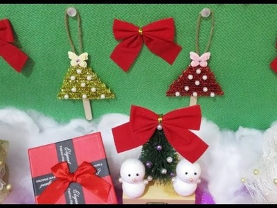 DIY : #225 Christmas Tree Ornaments ❤