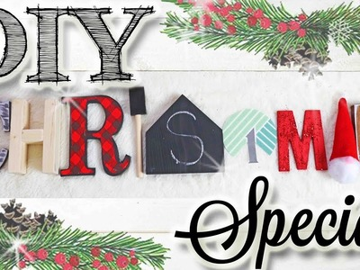 DIY ???? CHRISTMAS SPECIAL ????
