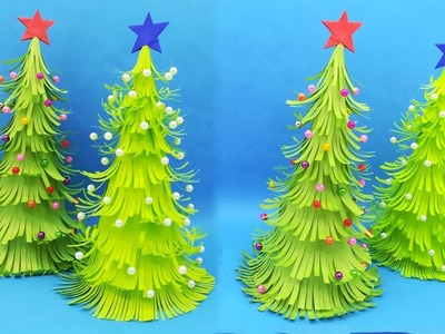 DIY Christmas Tree Decorations Ideas | Xmas Tree Ornaments Making at Home | 5 Minute Craft