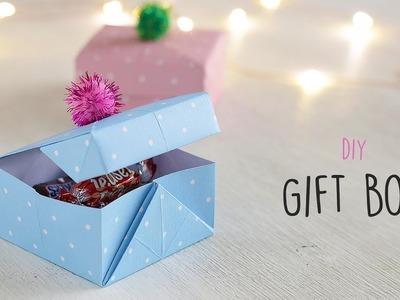 DIY Gift Box | Paper Boxes | DIY Activities