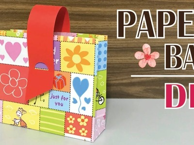DIY - Paper Bag Tutorial #06