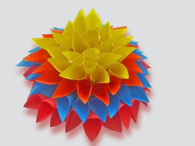 Paper 5 Minute Crafts Easy Wall Hangings Paper Crafts Easy
