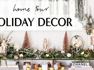 HOLIDAY HOME DECOR & Easy DIY Ideas I Sydne Summer