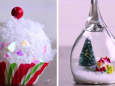 Last Minute Christmas Hacks, DIY Crafts and Life Hacks by Blossom