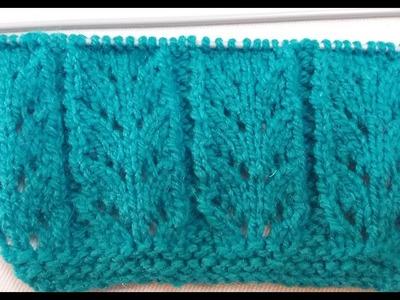 Amazing Knitting sweater design
