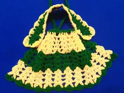 #How to crochet #devi sathi vastr #