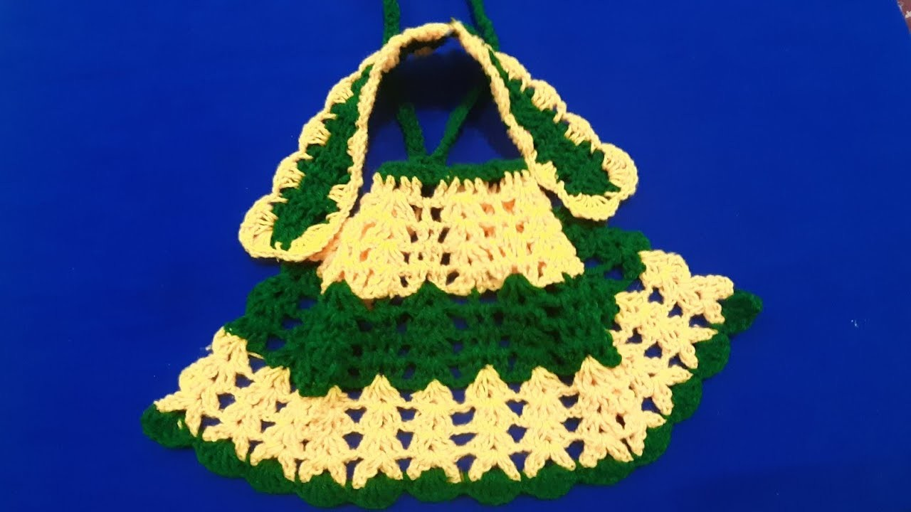 #How to crochet #devi sathi vastr #