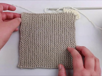 Technique Tutorial: Adding a Crochet Border to Knitting
