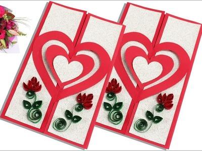 Beautiful Handmade Greeting Card   How to Make Customized Birthday Greeting Card #Greeting #Birthday