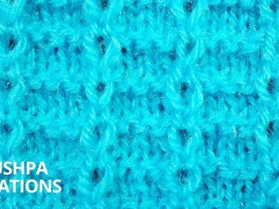 Design 41 : Easy sweater Design for new born.kids. ladies (Hindi)   PUSHPA CREATIONS