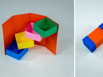 Gift Box - Birthday gift box - Birthday Gift Ideas - How to Make gift Box - DIY