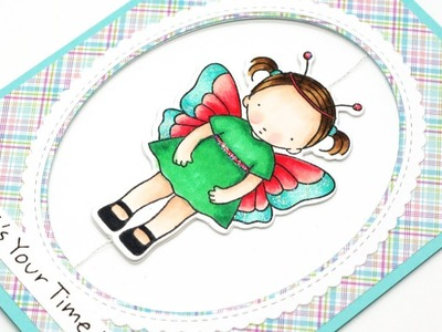 How to Create a Twirling Spinner Card